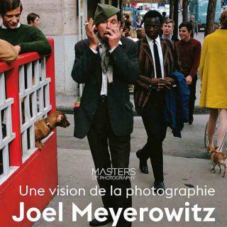 « Une vision de la photographie » de Joel MEYEROWITZ